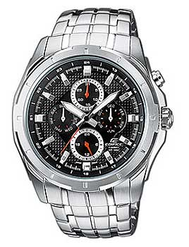 Casio Часы Casio EF-328D-1A. Коллекция Edifice casio edifice ef 328d 1a