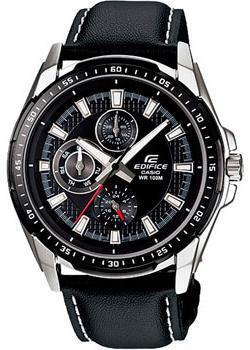 Casio Часы Casio EF-336L-1A1. Коллекция Edifice casio edifice ef 316d 1a