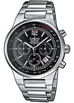 Casio Часы Casio EF-500D-1A. Коллекция Edifice casio edifice ef 316d 1a