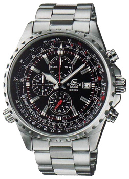 Casio Часы Casio EF-527D-1A. Коллекция Edifice casio edifice ef 316d 1a