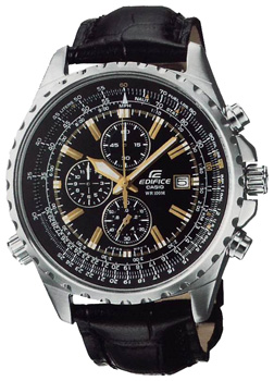 Casio Часы Casio EF-527L-1A. Коллекция Edifice casio edifice ef 316d 1a