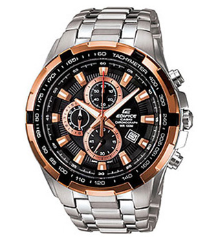 Casio Часы Casio EF-539D-1A5. Коллекция Edifice casio edifice ef 328d 1a