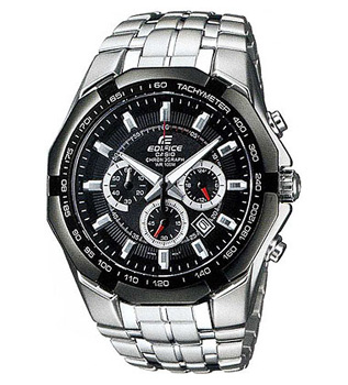 Casio Часы Casio EF-540D-1A. Коллекция Edifice casio edifice ef 316d 1a