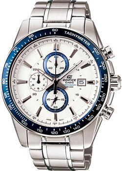 Casio Часы Casio EF-547D-7A2. Коллекция Edifice casio edifice ef 316d 1a