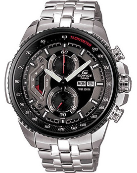 Casio Часы Casio EF-558D-1A. Коллекция Edifice casio edifice ef 316d 1a
