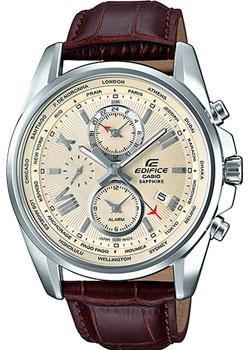 Casio Часы Casio EFB-301JBL-7A. Коллекция Edifice мужские часы casio efb 550l 1a