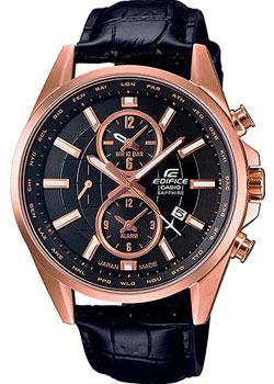 Casio Часы Casio EFB-302JGL-1A. Коллекция Edifice мужские часы casio efb 550l 1a