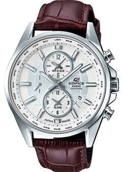 Casio Часы Casio EFB-302JL-7A. Коллекция Edifice мужские часы casio efb 550l 1a