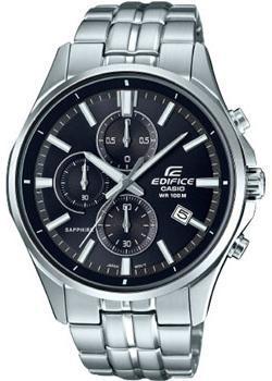 Casio Часы Casio EFB-530D-1A. Коллекция Edifice мужские часы casio efb 550l 1a