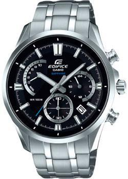 Casio Часы Casio EFB-550D-1A. Коллекция Edifice casio edifice ef 316d 1a