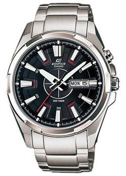 Casio Часы Casio EFR-102D-1A. Коллекция Edifice casio efr 540rbp 1a casio