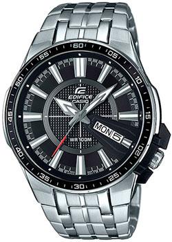 цена Casio Часы Casio EFR-106D-1A. Коллекция Edifice онлайн в 2017 году