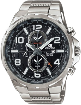 Casio Часы Casio EFR-302D-1A. Коллекция Edifice casio efr 540rbp 1a casio
