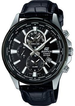 Casio Часы Casio EFR-304BL-1A. Коллекция Edifice casio edifice efr 304bl 1a