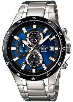 Casio Часы Casio EFR-519D-2A. Коллекция Edifice casio edifice efr 546c 2a