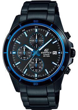 цена на Casio Часы Casio EFR-526BK-1A2. Коллекция Edifice