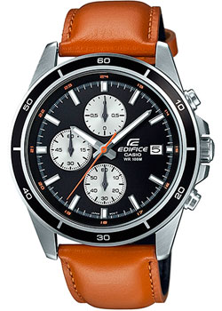 Casio Часы Casio EFR-526L-1B. Коллекция Edifice casio edifice efr 526l 2a