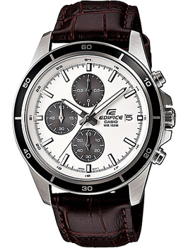 Casio Часы Casio EFR-526L-7A. Коллекция Edifice casio edifice efr 526l 7a