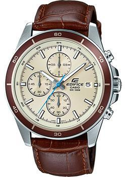 Casio Часы Casio EFR-526L-7B. Коллекция Edifice casio edifice efr 526l 2a