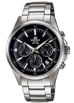 Casio Часы Casio EFR-527D-1A. Коллекция Edifice casio efr 540rbp 1a casio