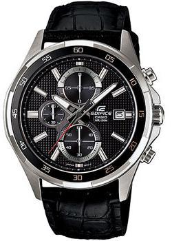 Casio Часы Casio EFR-531L-1A. Коллекция Edifice casio edifice ef 316d 1a