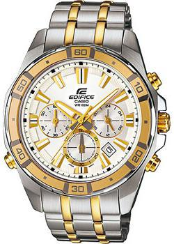Casio Часы Casio EFR-534SG-7A. Коллекция Edifice casio edifice efr 526l 7a