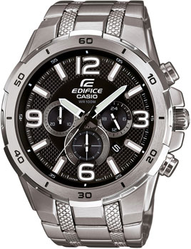 Casio Часы Casio EFR-538D-1A. Коллекция Edifice casio edifice efr 539l 1a