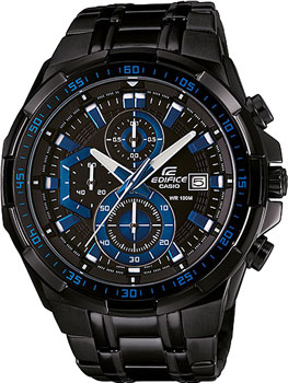 Casio Часы Casio EFR-539BK-1A2. Коллекция Edifice casio mtp 1291d 1a2