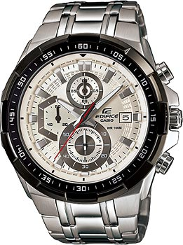 Casio Часы Casio EFR-539D-7A. Коллекция Edifice casio edifice ef 539d 1a