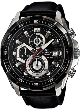 Casio Часы Casio EFR-539L-1A. Коллекция Edifice casio edifice efr 539l 1a