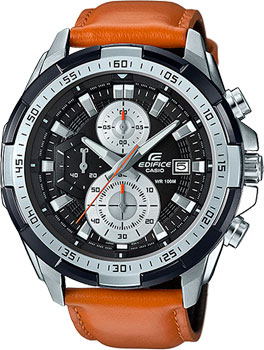 Casio Часы Casio EFR-539L-1B. Коллекция Edifice casio edifice efr 539l 1a