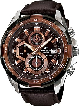 Casio Часы Casio EFR-539L-5A. Коллекция Edifice casio edifice efr 539l 1a