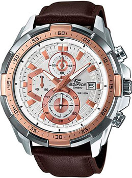 Casio Часы Casio EFR-539L-7A. Коллекция Edifice casio edifice efr 539l 1a