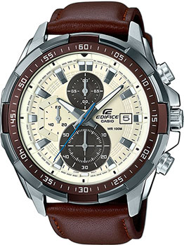 Casio Часы Casio EFR-539L-7B. Коллекция Edifice casio edifice efr 539l 1a