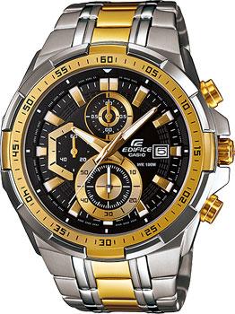 Casio Часы Casio EFR-539SG-1A. Коллекция Edifice casio часы casio efr 526d 5a коллекция edifice