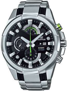 Casio Часы Casio EFR-540D-1A. Коллекция Edifice casio ef 540d 1a