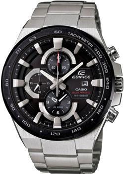 где купить  Casio Часы Casio EFR-541SBDB-1A. Коллекция Edifice  дешево