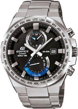 Casio Часы Casio EFR-542D-1A. Коллекция Edifice casio efr 540rbp 1a casio