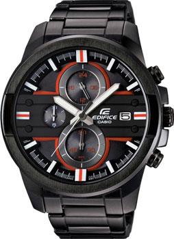Casio Часы Casio EFR-543BK-1A4. Коллекция Edifice цена