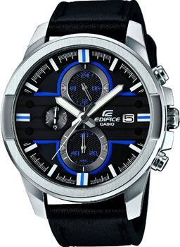Casio Часы Casio EFR-543L-1A. Коллекция Edifice casio efr 540rbp 1a casio