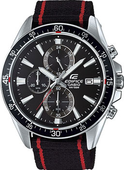 Casio Часы Casio EFR-546C-1A. Коллекция Edifice casio efr 540rbp 1a casio