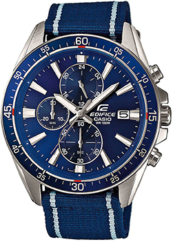 Casio Часы Casio EFR-546C-2A. Коллекция Edifice casio edifice efr 555l 2a
