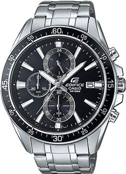 Casio Часы Casio EFR-546D-1A. Коллекция Edifice jacques lemans liverpool 1 1847b