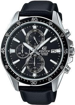 Casio Часы Casio EFR-546L-1A. Коллекция Edifice casio часы casio efr 543l 1a коллекция edifice