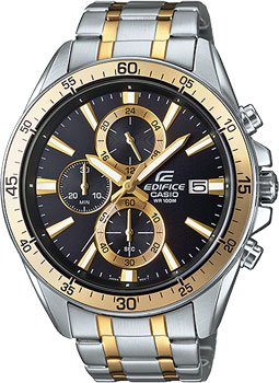 Casio Часы Casio EFR-546SG-1A. Коллекция Edifice casio часы casio efr 526d 5a коллекция edifice