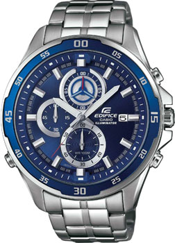 Casio Часы Casio EFR-547D-2A. Коллекция Edifice casio edifice efr 546c 2a