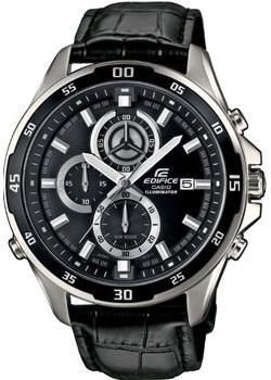 Casio Часы Casio EFR-547L-1A. Коллекция Edifice casio efr 540rbp 1a casio