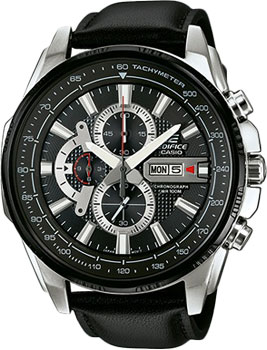 Casio Часы Casio EFR-549L-1A. Коллекция Edifice casio edifice ef 316d 1a