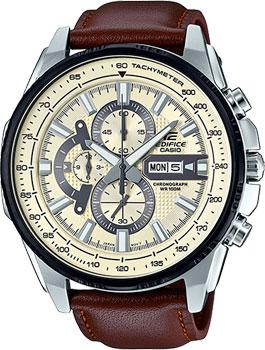 Casio Часы Casio EFR-549L-7B. Коллекция Edifice casio часы casio efr 549l 1a коллекция edifice