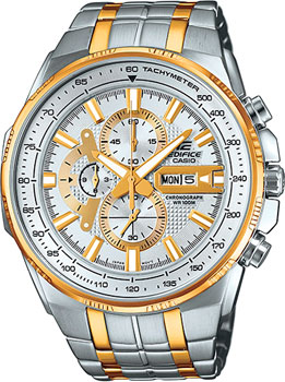 Casio Часы Casio EFR-549SG-7A. Коллекция Edifice casio edifice efr 526l 7a